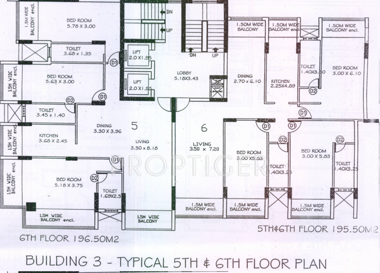 Wardson Construction Floor Plans: Kamat Construction Pvt Ltd Marao Kenny Complex In