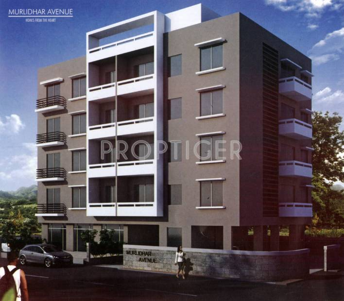Images for Elevation of Bagad Murlidhar Avenue