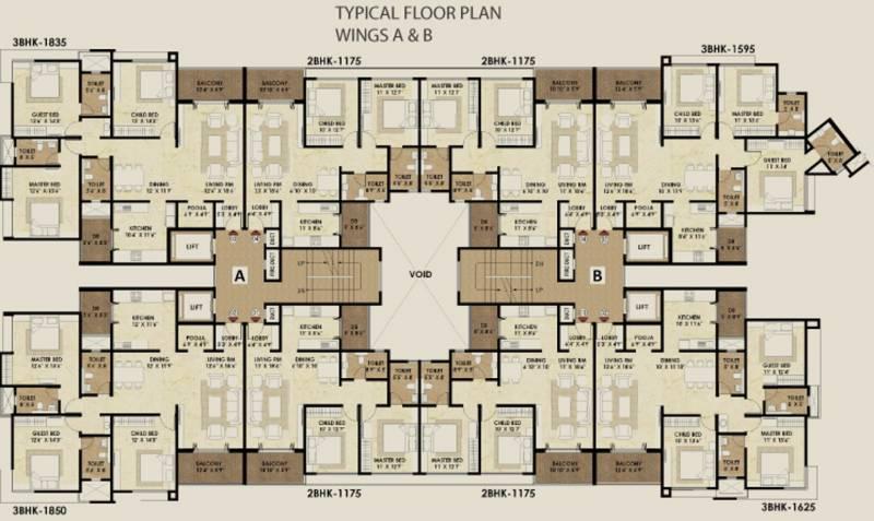 Images for Cluster Plan of Pride Enchanta