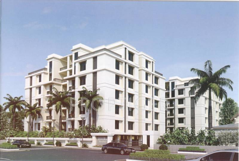 Images for Elevation of Aarya Goverdhan Residency