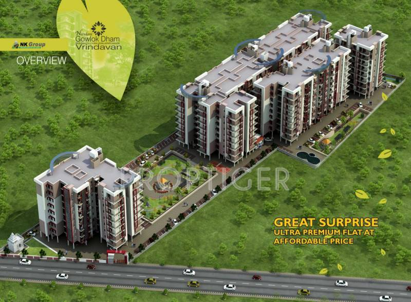 Images for Elevation of NK Gowlok Dham