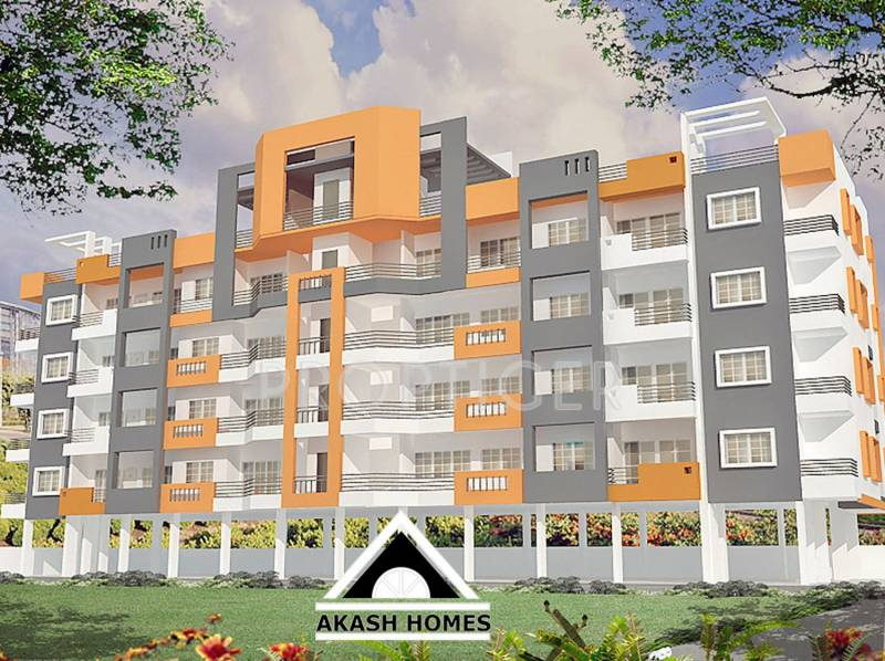 akash-homes satellite-splendor Elevation