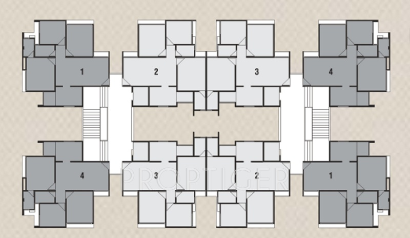 Images for Cluster Plan of Aaryan Embassy
