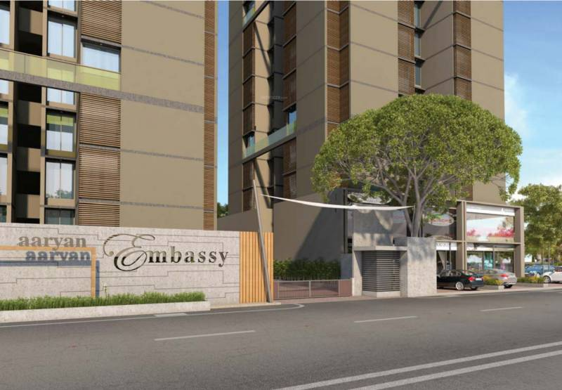 embassy Images for Elevation of Aaryan Embassy