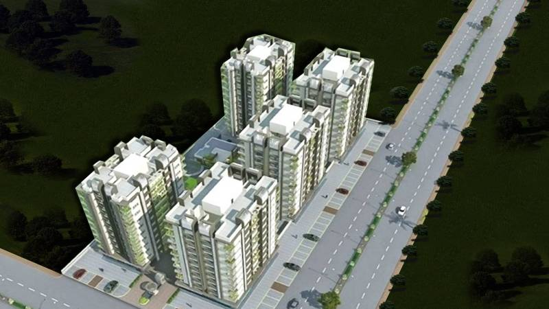 Images for Elevation of Happy Home Nakshatra View