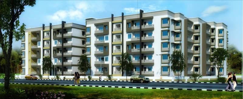 Images for Elevation of Prathamaa Shree Manor