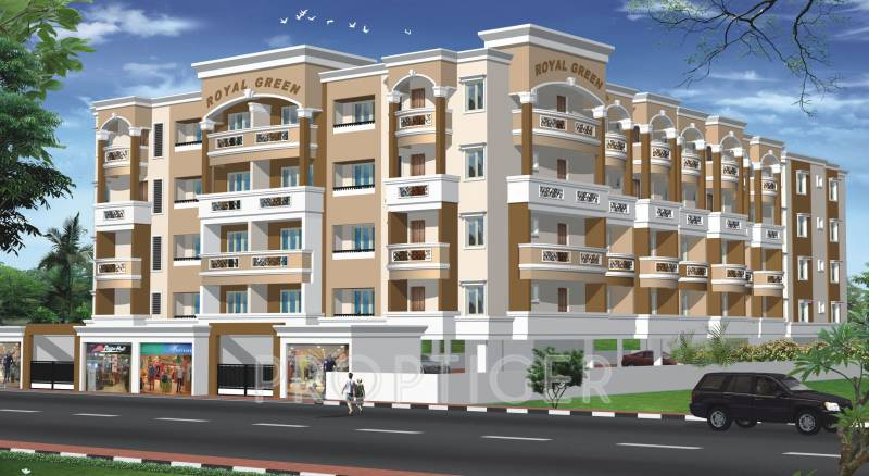 Images for Elevation of Green Royal Green
