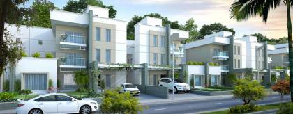 Images for Elevation of Sobha Lotus