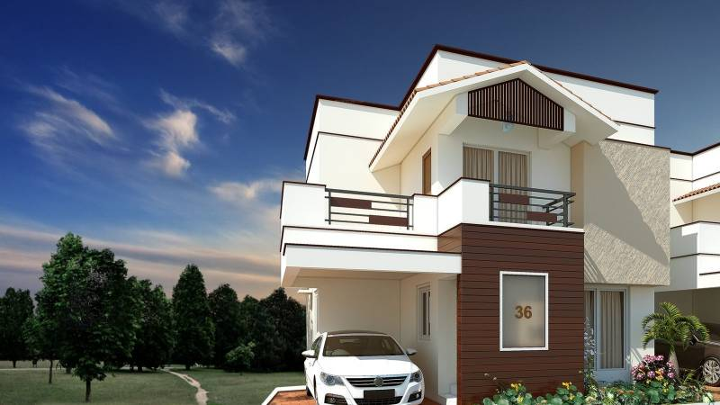 shreshta Images for Elevation of Shriram Shreshta