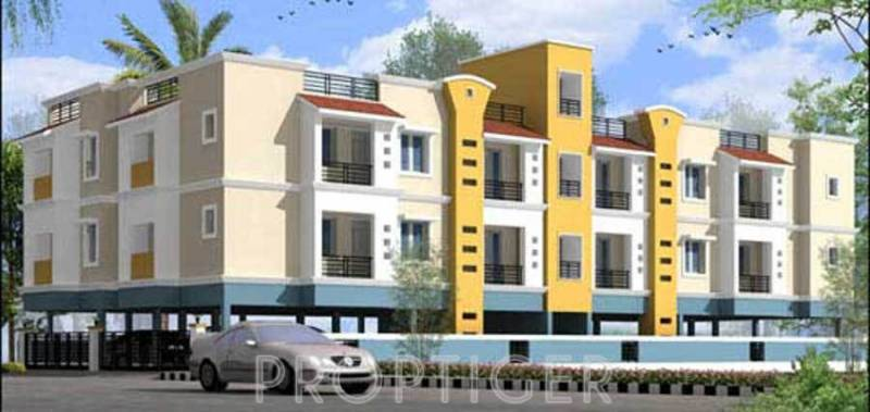 Images for Elevation of Himang Geetha