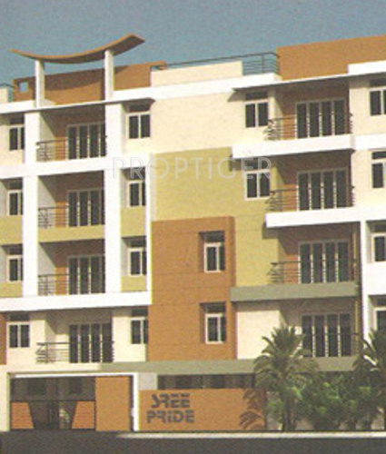 Images for Elevation of PROPZONE Sree Pride
