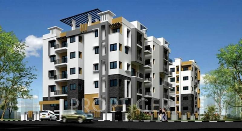 swathi-projects srikans-tiara Elevation