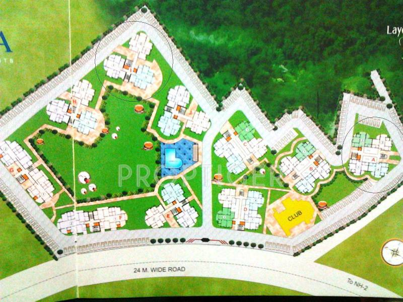 Images for Layout Plan of Ram Ananda