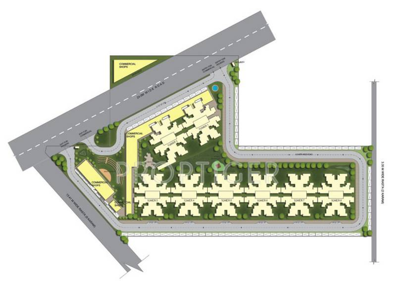 Images for Layout Plan of Pivotal Devaan