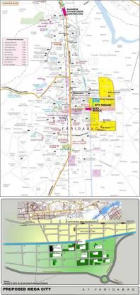 Images for Location Plan of BPTP Park Elite Premium Villa