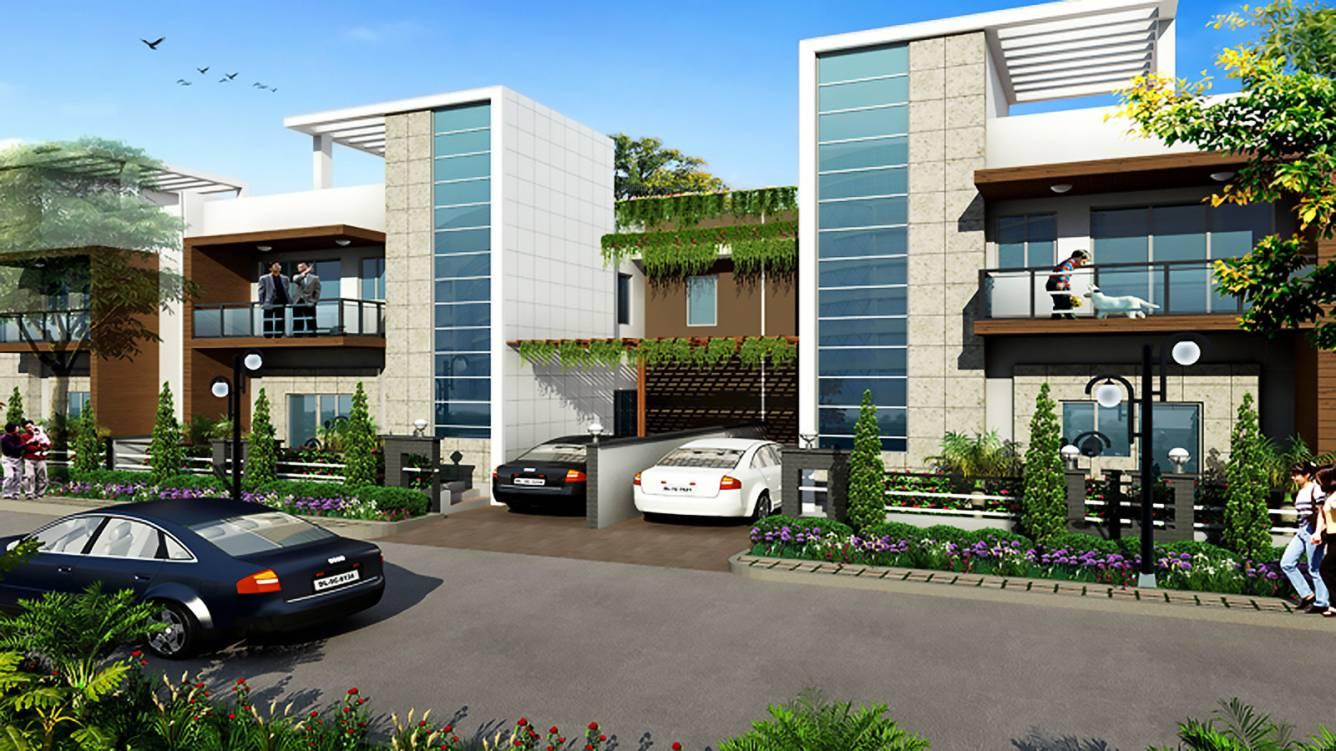 bptp park elite premium villa in sector 84 faridabad price location map floor plan. Black Bedroom Furniture Sets. Home Design Ideas