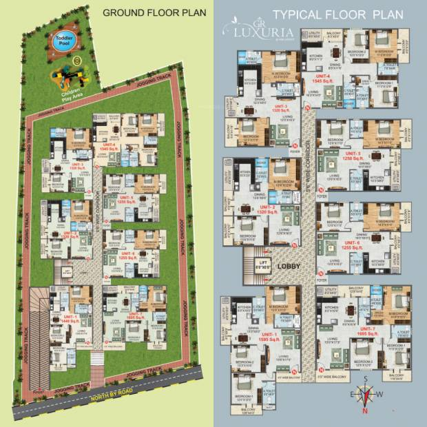 Images for Cluster Plan of 5 Elements GR Luxuria