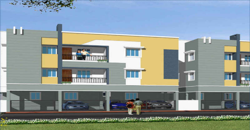 mayura-flats Elevation