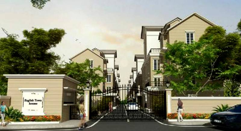 Images for Elevation of Nandhini English Town Houses