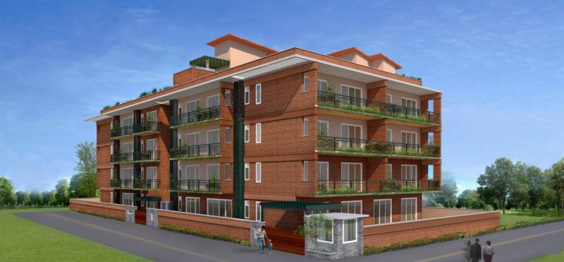 Images for Elevation of Griha Udyaan 2