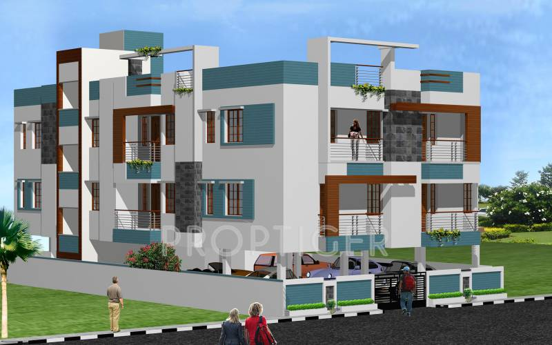 Images for Elevation of Shri Vishwakarmaa