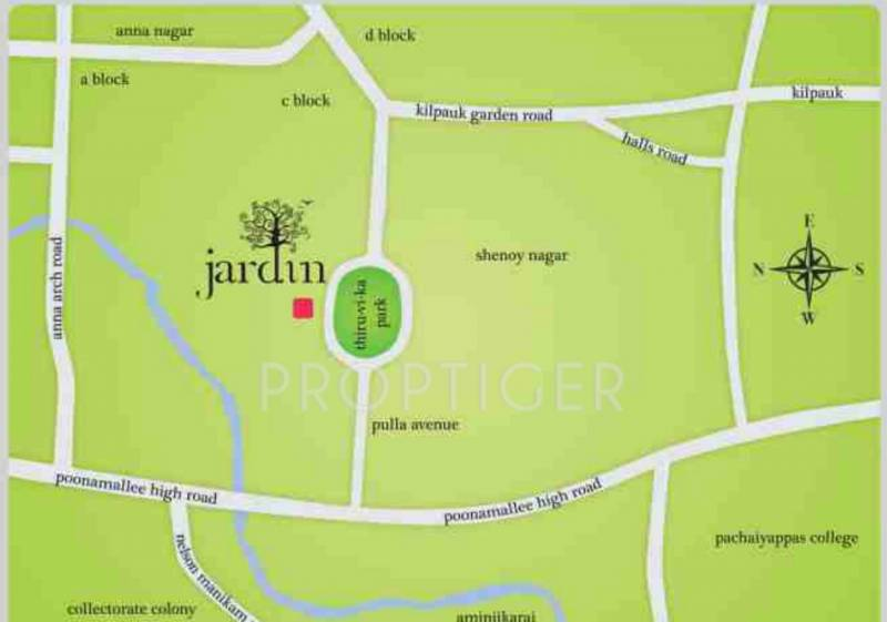 Images for Location Plan of Fomra Jardin