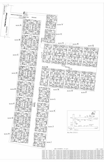 Images for Layout Plan of Ruby Regency