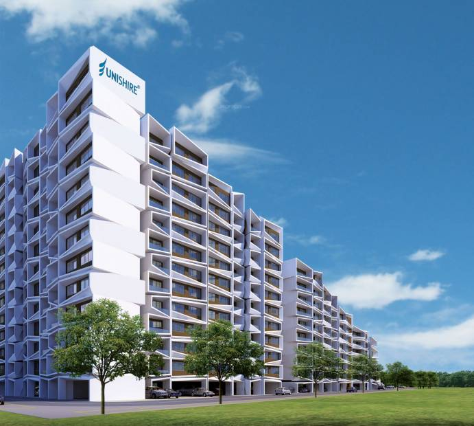 Images for Elevation of Unishire The Weave