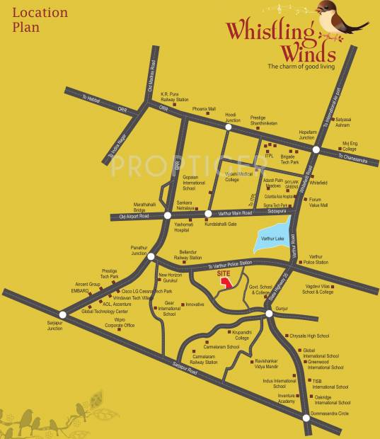 Images for Location Plan of Hilife Whistling Winds