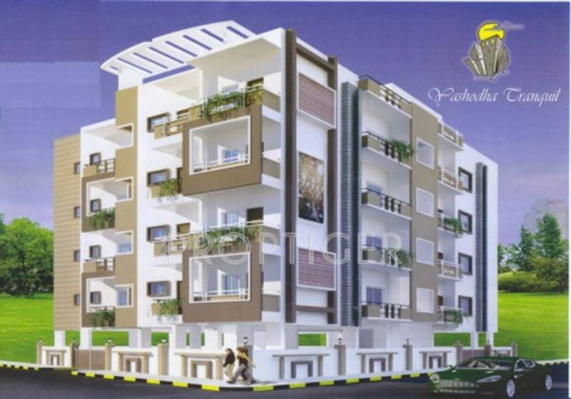 Images for Elevation of Unitech Projects Yashodha Tranquil