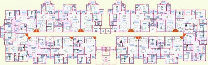 Images for Cluster Plan of Majestic Residency