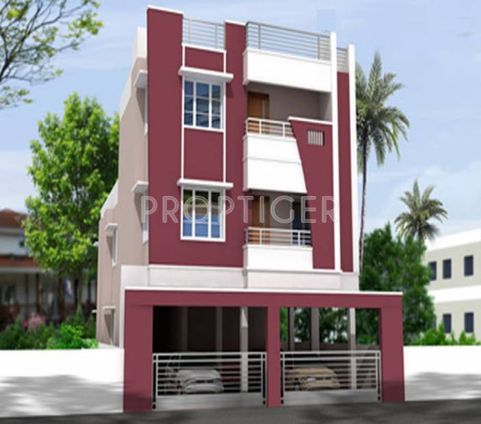Images for Elevation of Bhuvaneshwari Hemapriya
