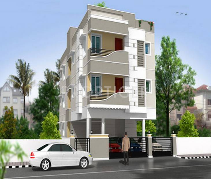 Images for Elevation of Bhuvaneshwari Revathi
