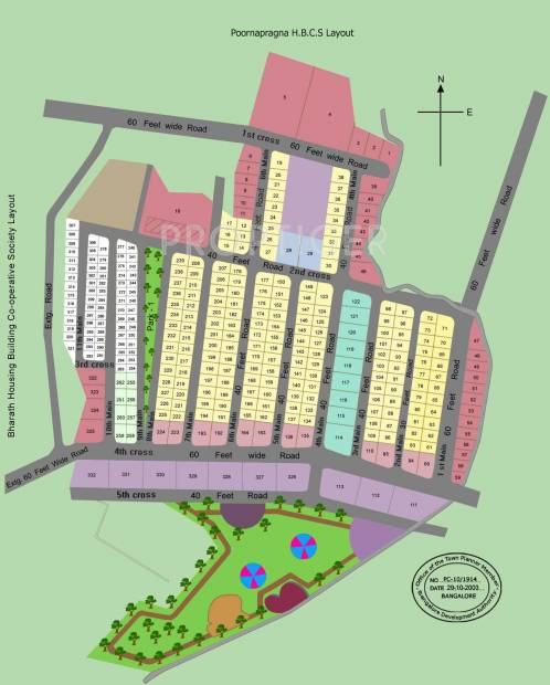 Images for Layout Plan of Happy Happy Valley