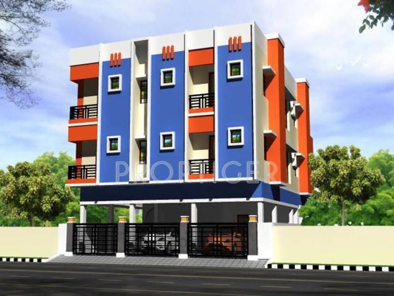 Images for Elevation of Visoka Swathi