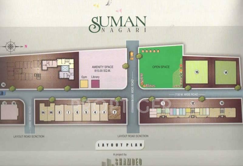 Images for Layout Plan of Shamdeo Suman Nagari