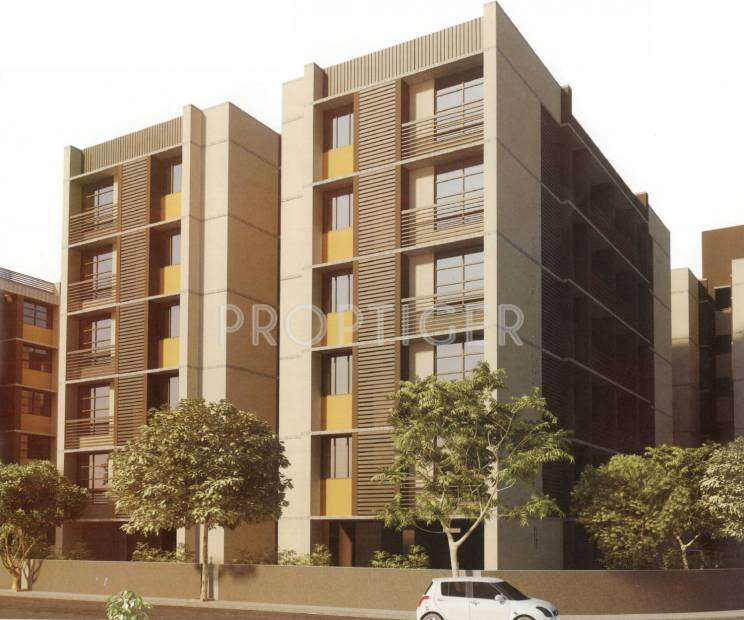 Images for Elevation of B Nanji Group Aman