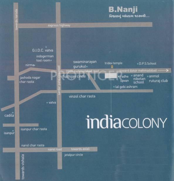 Images for Location Plan of Nanji Aditya