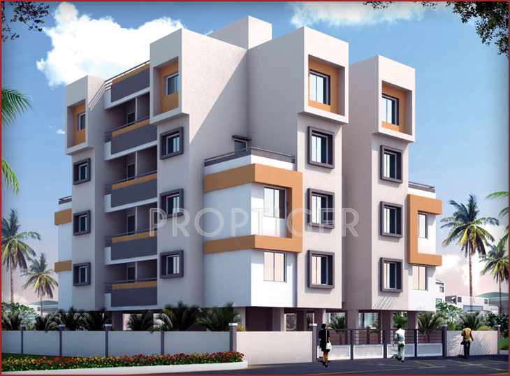 Images for Elevation of Advait Shubhankar Apartment
