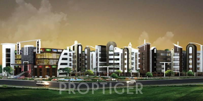 Images for Elevation of Sree Daksha Kshiptha