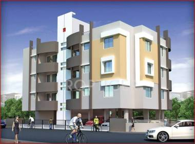Images for Elevation of Advait Shubhkalyan Apartment