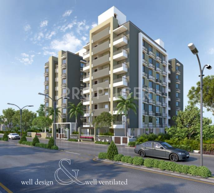 Images for Elevation of Krish Developer Nisarg Dreams