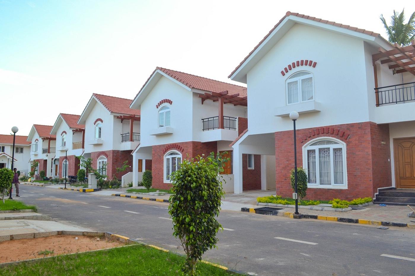 Elysium Villa Park Coimbatore