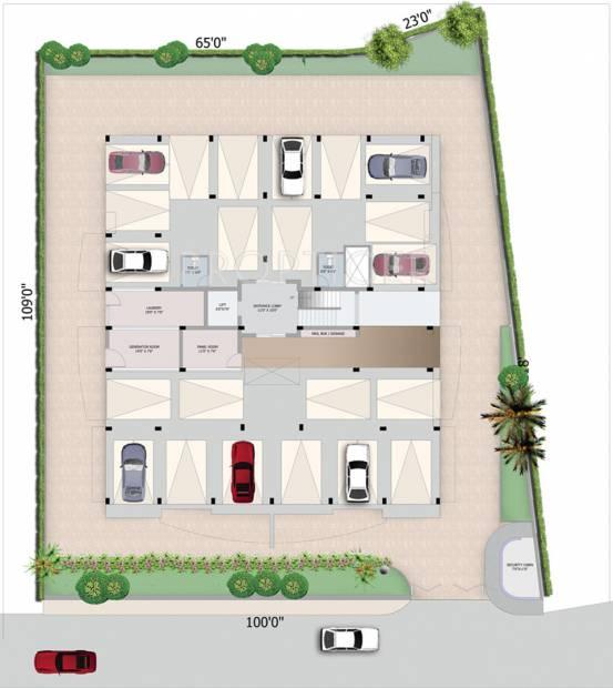 Images for Site Plan of Elysium Vistara