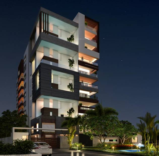 Images for Elevation of Bhoomi Oyster