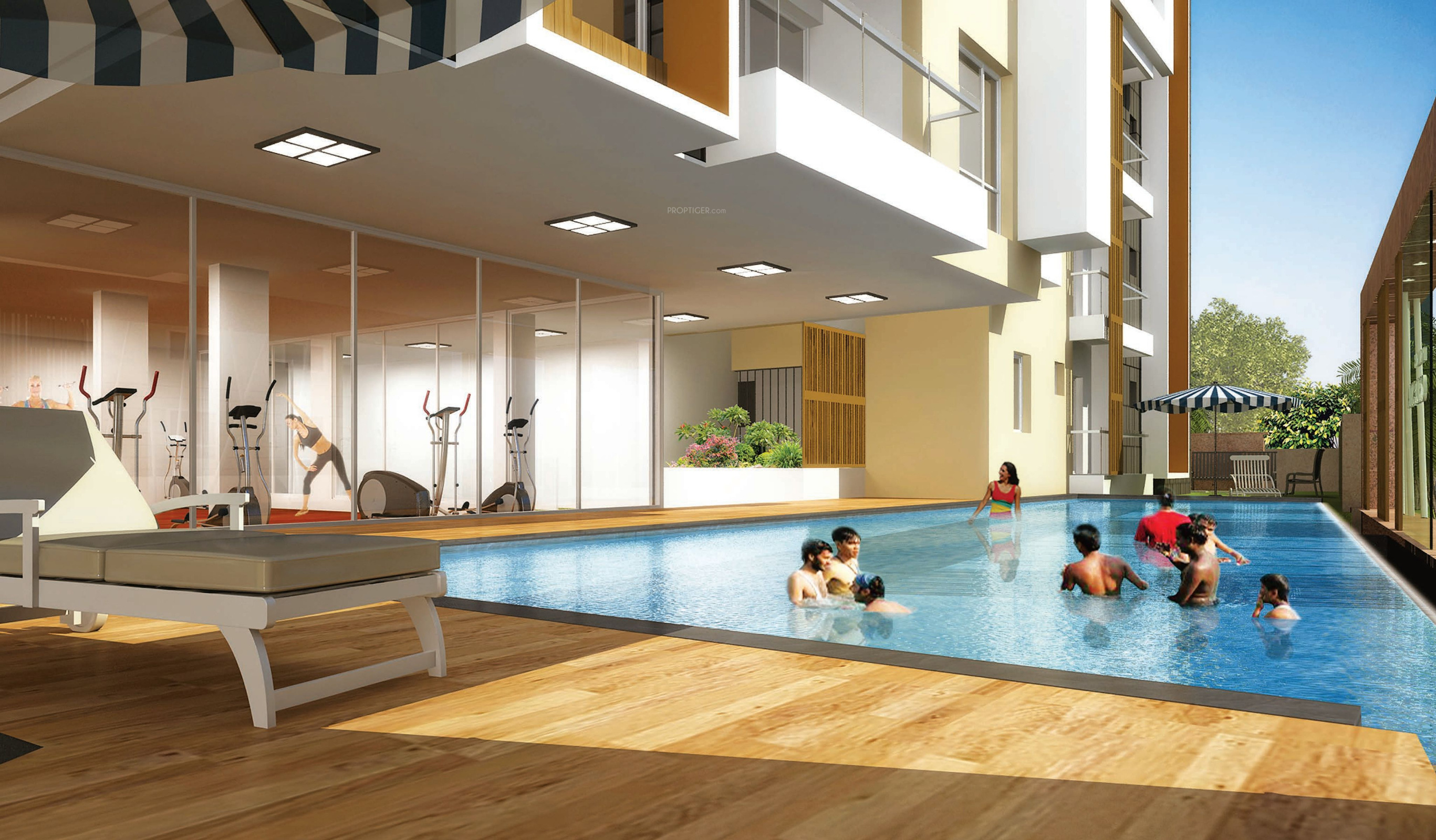 2450 sq ft 3 bhk 3t apartment for sale in annapurna builders white house celestia banjara hills for White house swimming pool history