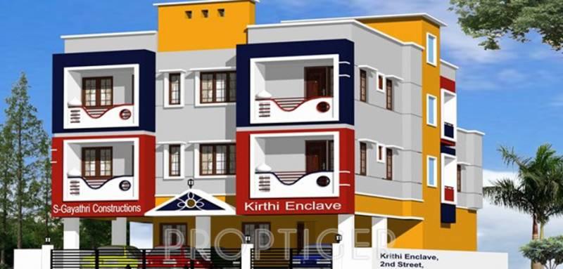 s-gayathri--construction kirthi-enclave Elevation