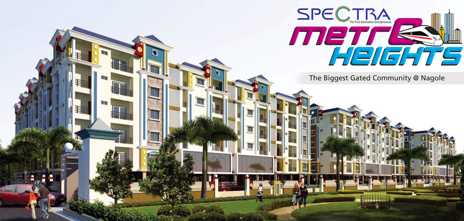 Spectra India - All New Projects by Spectra India Builders