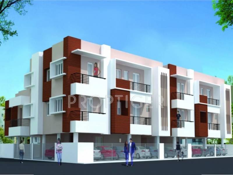 kankriya-construction tapasya Elevation