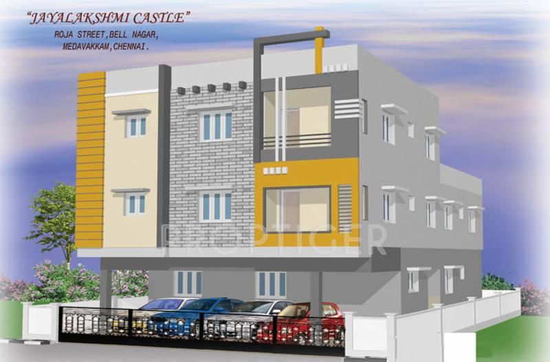 Images for Elevation of Naveen Jayalakshmi Castle